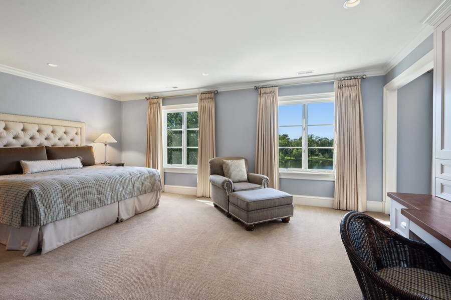 Real Estate Photography - 84 Dundee Ln, Barrington Hills, IL, 60010 - Fourth Bedroom