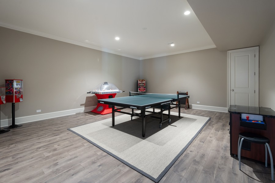 Real Estate Photography - 84 Dundee Ln, Barrington Hills, IL, 60010 - Game Room