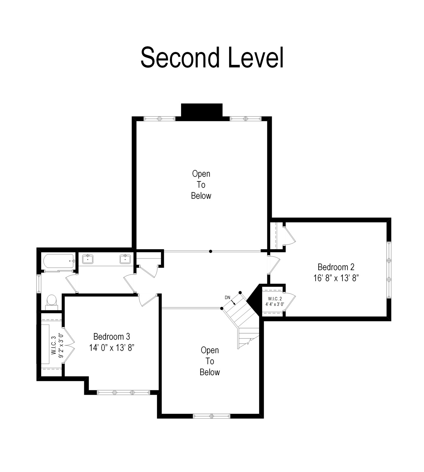 Real Estate Photography - 9 Lakeside Ln, North Barrington, IL, 60010 - Floor Plan