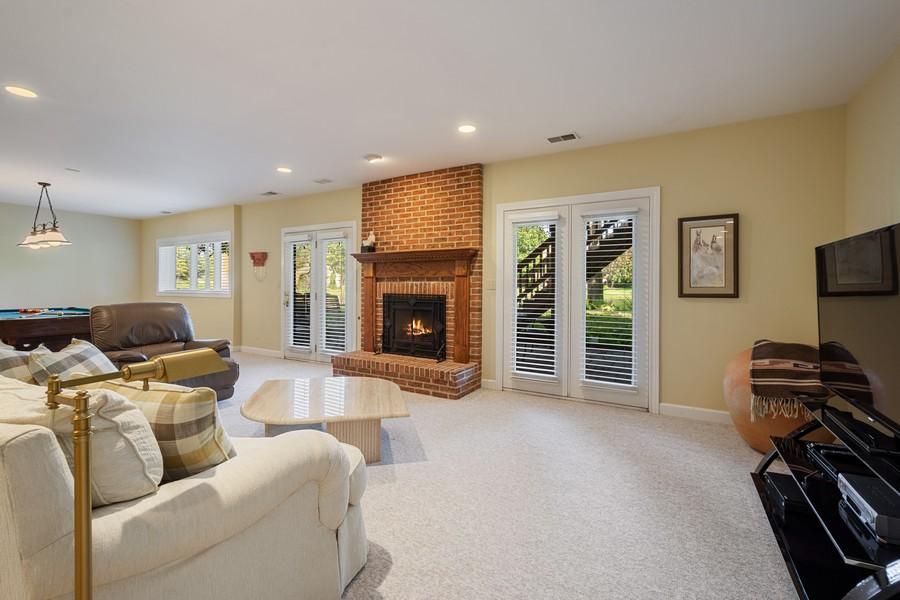 Real Estate Photography - 9 Lakeside Ln, North Barrington, IL, 60010 - Basement