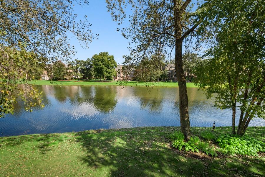 Real Estate Photography - 9 Lakeside Ln, North Barrington, IL, 60010 - Back Yard