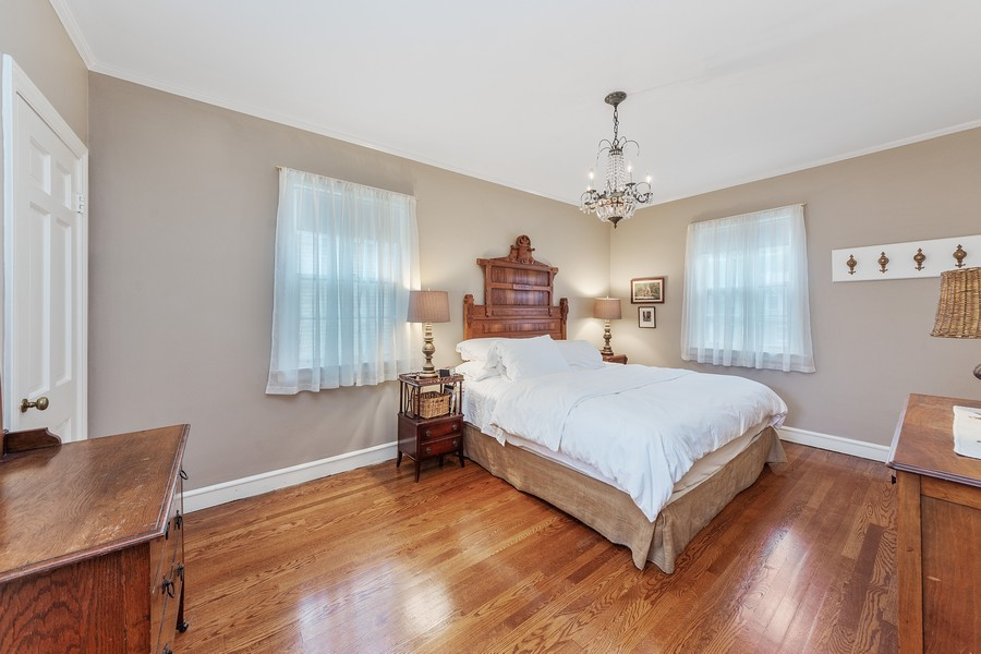 Real Estate Photography - 631 S Belmont, Arlington Heights, IL, 60005 - Master Bedroom