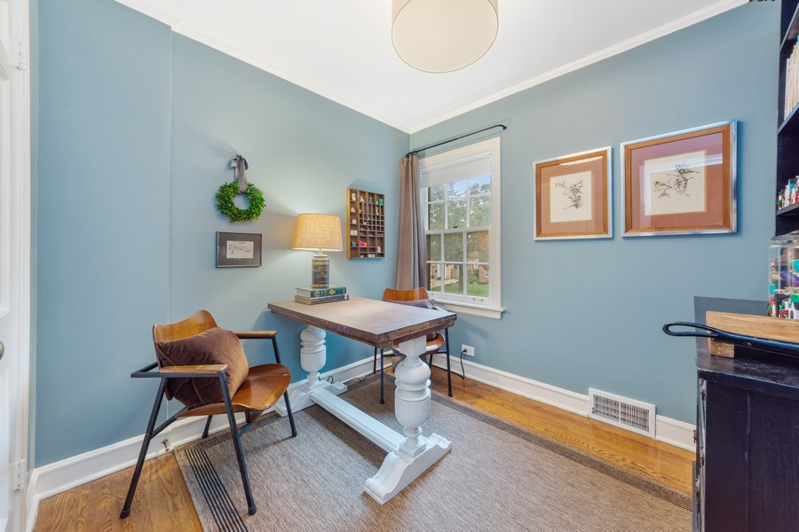 Real Estate Photography - 631 S Belmont, Arlington Heights, IL, 60005 - 4th Bedroom