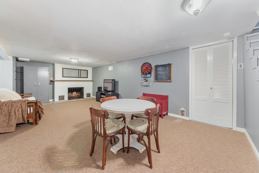 Real Estate Photography - 631 S Belmont, Arlington Heights, IL, 60005 - Basement