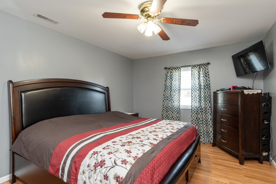 Real Estate Photography - 1210 Foxcroft Drive, Aurora, IL, 60506 - 4th Bedroom