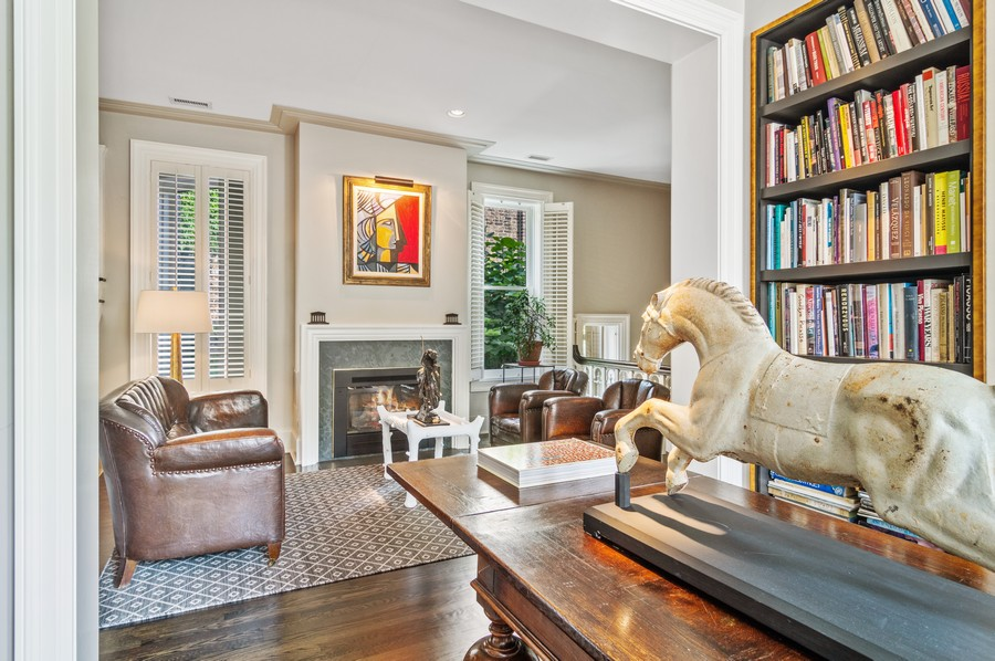 Real Estate Photography - 2156 W Concord Pl., Chicago, IL, 60647 - 2nd Level