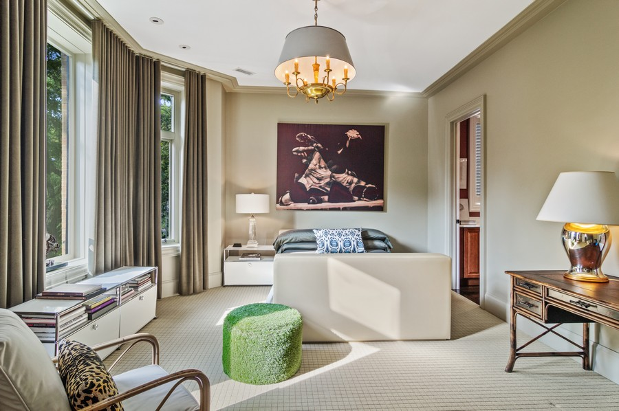 Real Estate Photography - 2156 W Concord Pl., Chicago, IL, 60647 - Master Bedroom