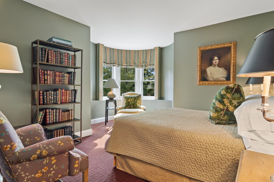 Real Estate Photography - 2156 W Concord Pl., Chicago, IL, 60647 - 2nd Bedroom