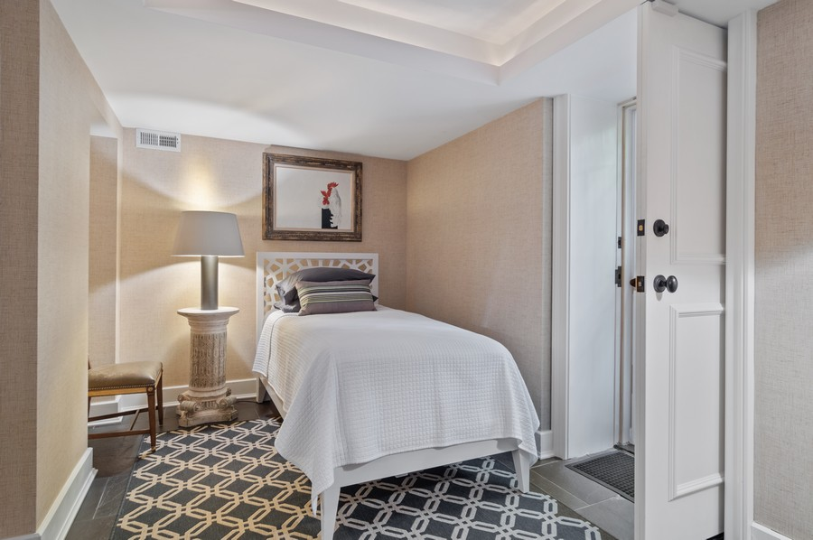 Real Estate Photography - 2156 W Concord Pl., Chicago, IL, 60647 - 4th Bedroom