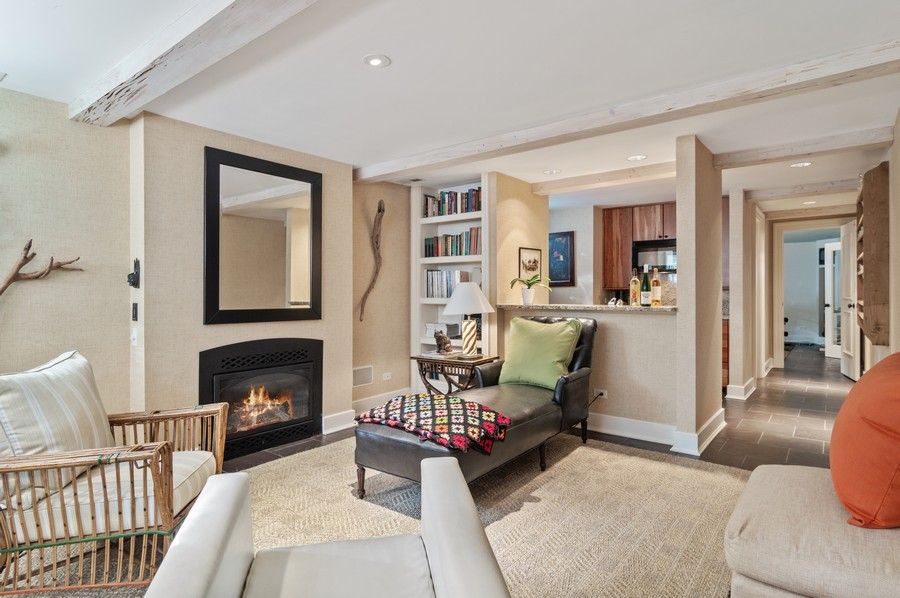 Real Estate Photography - 2156 W Concord Pl., Chicago, IL, 60647 - Lower Level