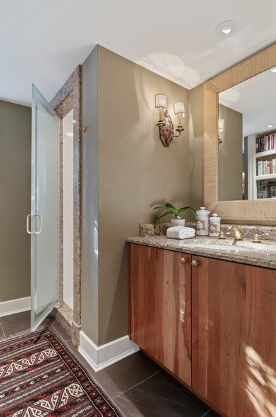Real Estate Photography - 2156 W Concord Pl., Chicago, IL, 60647 - Bathroom