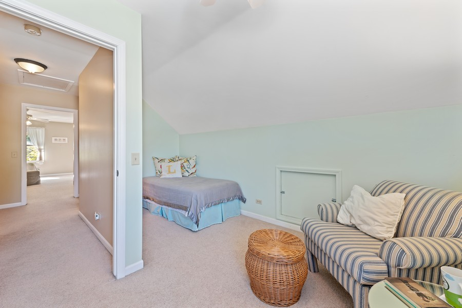 Real Estate Photography - 538 2nd St., Grayslake, IL, 60030 - 2nd Bedroom