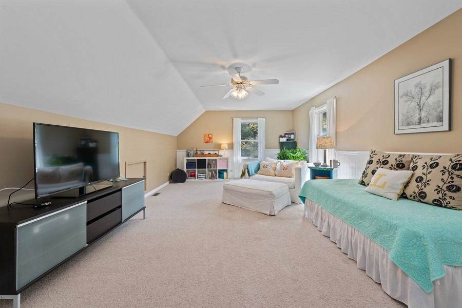 Real Estate Photography - 538 2nd St., Grayslake, IL, 60030 - 3rd Bedroom