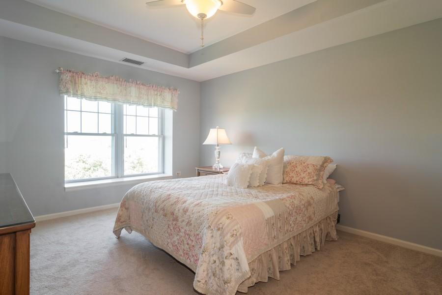 Real Estate Photography - 440 W Mahogany #612, Palatine, IL, 60067 - Master Bedroom