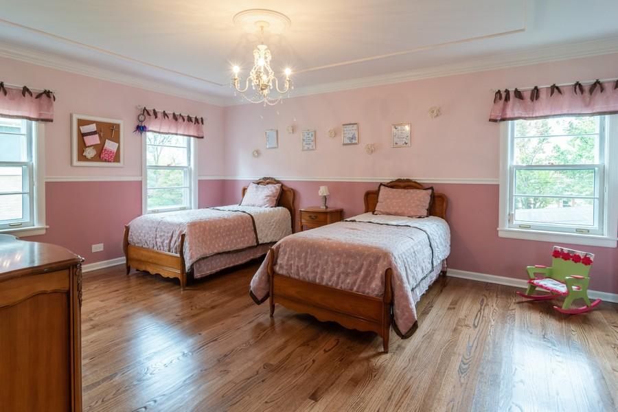 Real Estate Photography - 1338 Franklin Ave, River Forest, IL, 60305 - 2nd Bedroom