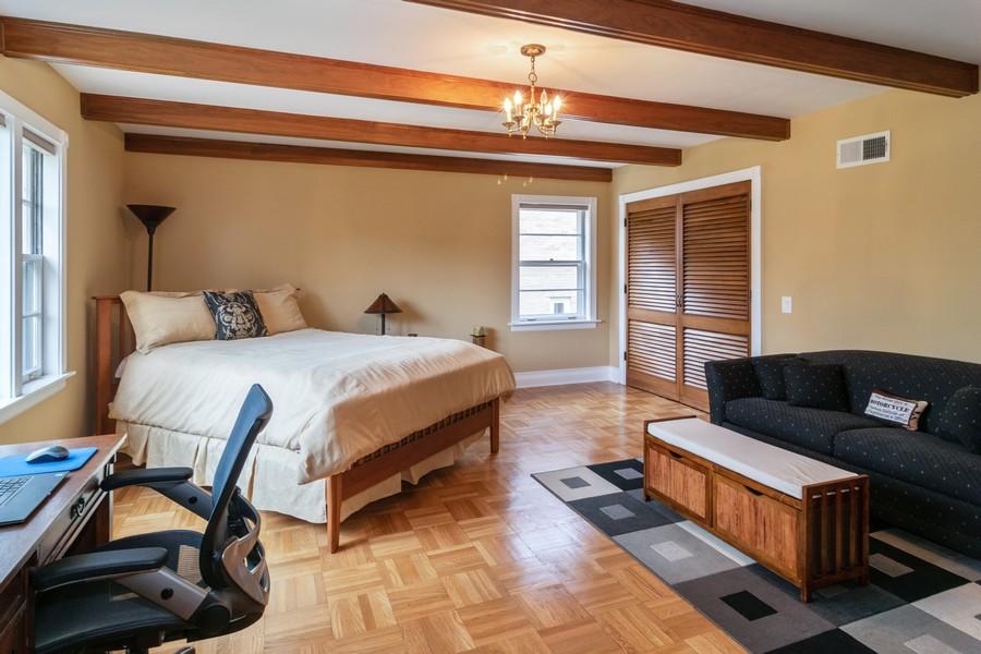 Real Estate Photography - 1338 Franklin Ave, River Forest, IL, 60305 - 4th Bedroom