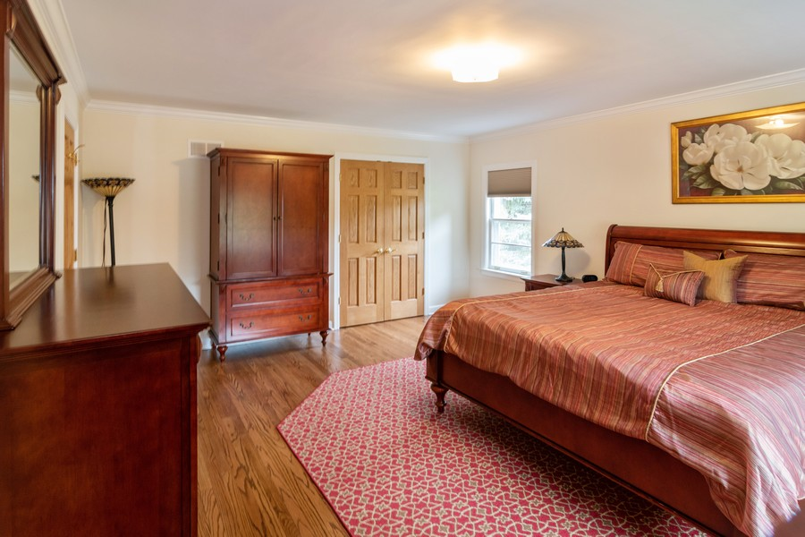 Real Estate Photography - 1338 Franklin Ave, River Forest, IL, 60305 - Master Bedroom