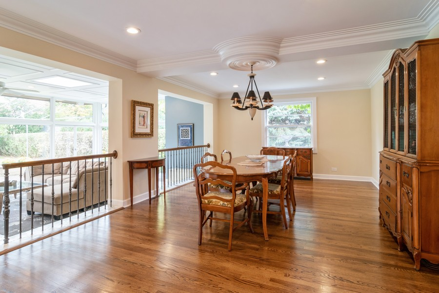 Real Estate Photography - 1338 Franklin Ave, River Forest, IL, 60305 - Dining Room