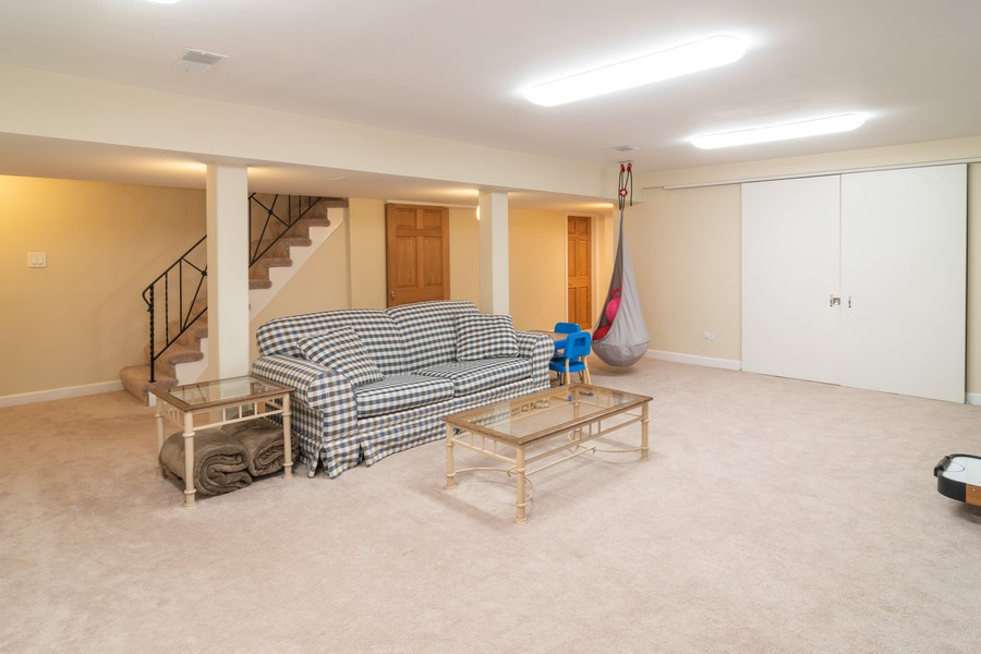 Real Estate Photography - 1338 Franklin Ave, River Forest, IL, 60305 - Basement