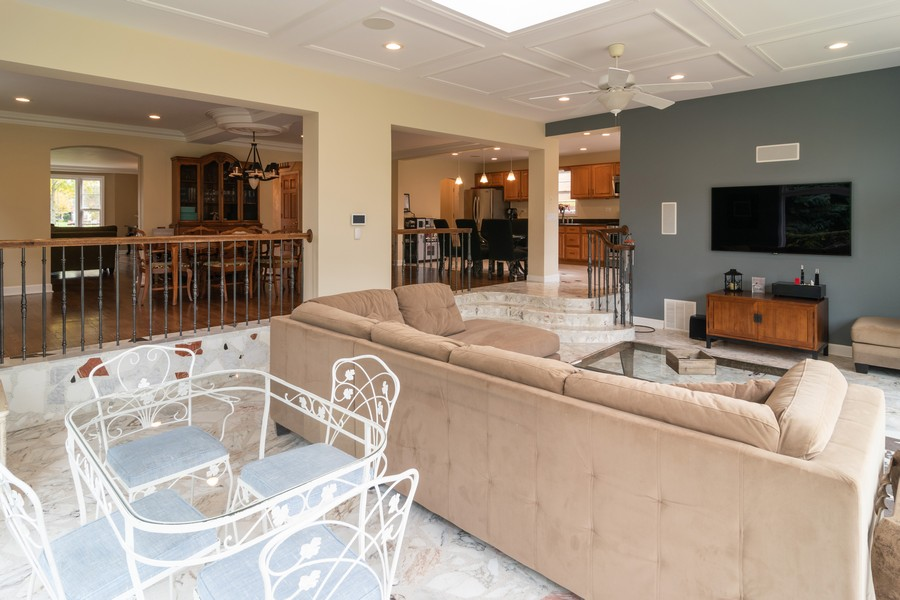 Real Estate Photography - 1338 Franklin Ave, River Forest, IL, 60305 - Family Room