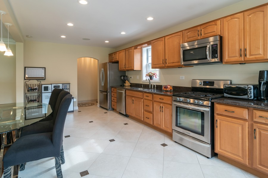 Real Estate Photography - 1338 Franklin Ave, River Forest, IL, 60305 - Kitchen
