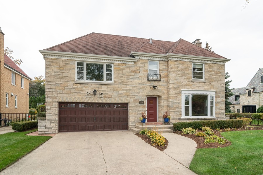 Real Estate Photography - 1338 Franklin Ave, River Forest, IL, 60305 - Front View