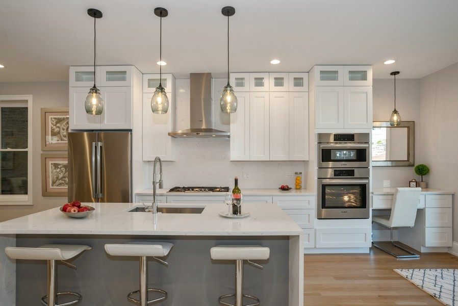 Real Estate Photography - 3622 N Albany Avenue, Chicago, IL, 60618 - Kitchen