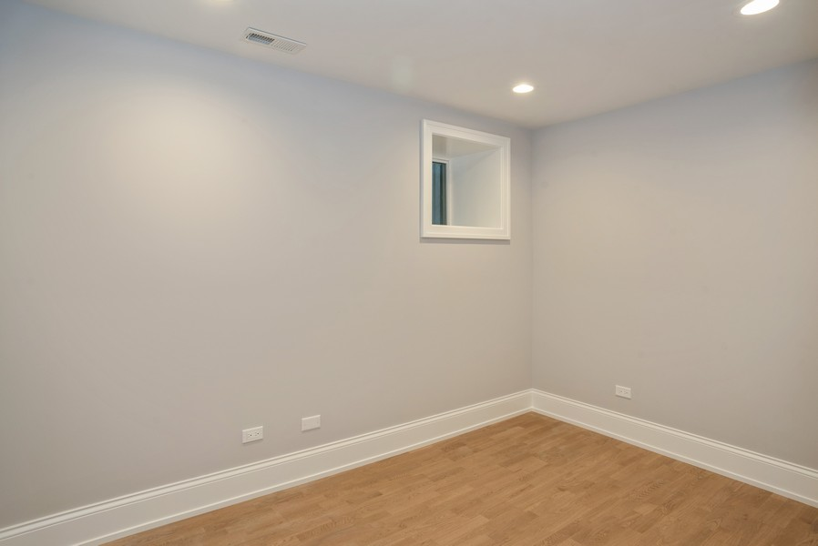 Real Estate Photography - 3622 N Albany Avenue, Chicago, IL, 60618 - 4th Bedroom