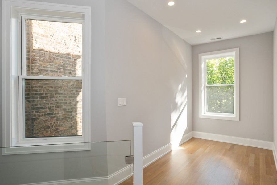 Real Estate Photography - 3622 N Albany Avenue, Chicago, IL, 60618 - Sitting Area