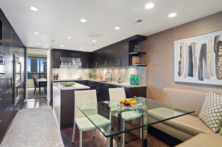 Real Estate Photography - 180 E Pearson St., Apt. 5006, Chicago, IL, 60611 - Kitchen