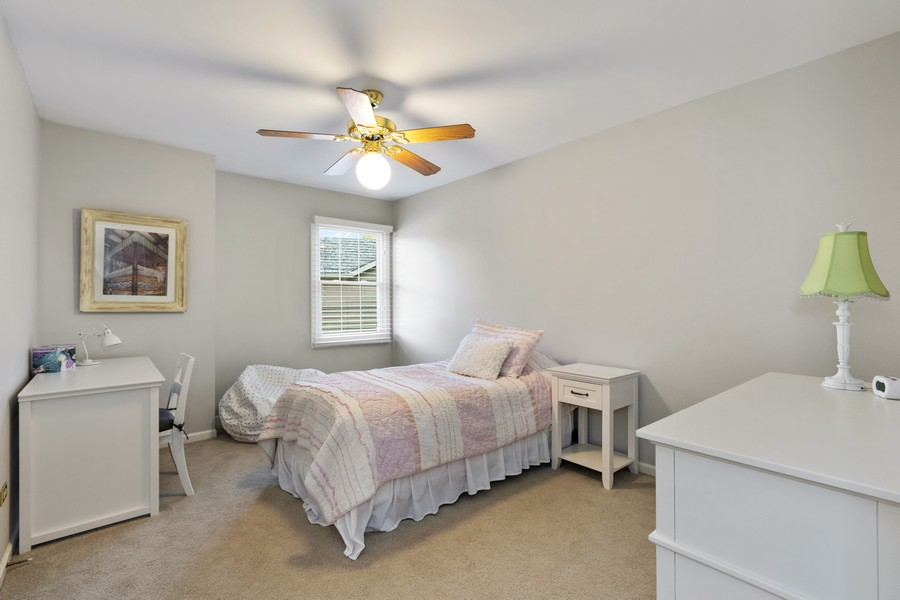 Real Estate Photography - 481 Paul Circle, Barrington, IL, 60010 - 2nd Bedroom