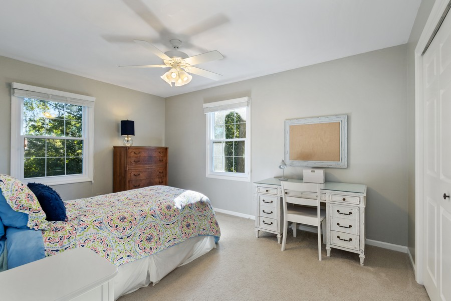 Real Estate Photography - 481 Paul Circle, Barrington, IL, 60010 - 3rd Bedroom