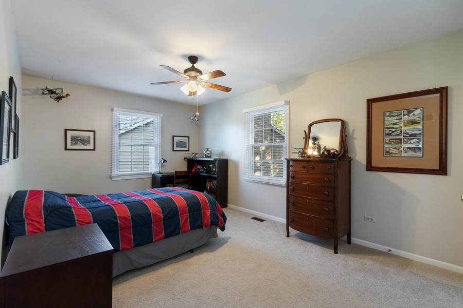 Real Estate Photography - 481 Paul Circle, Barrington, IL, 60010 - 4th Bedroom