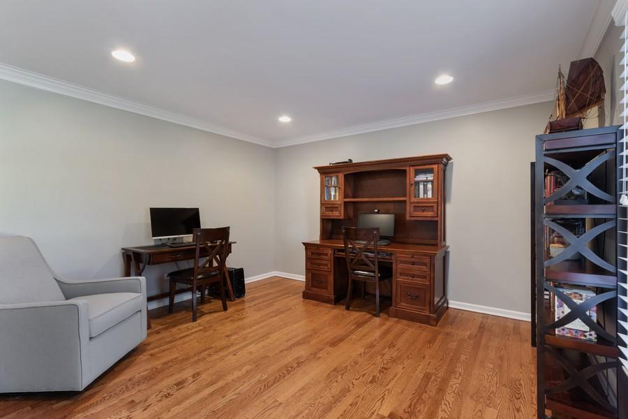 Real Estate Photography - 481 Paul Circle, Barrington, IL, 60010 - Office