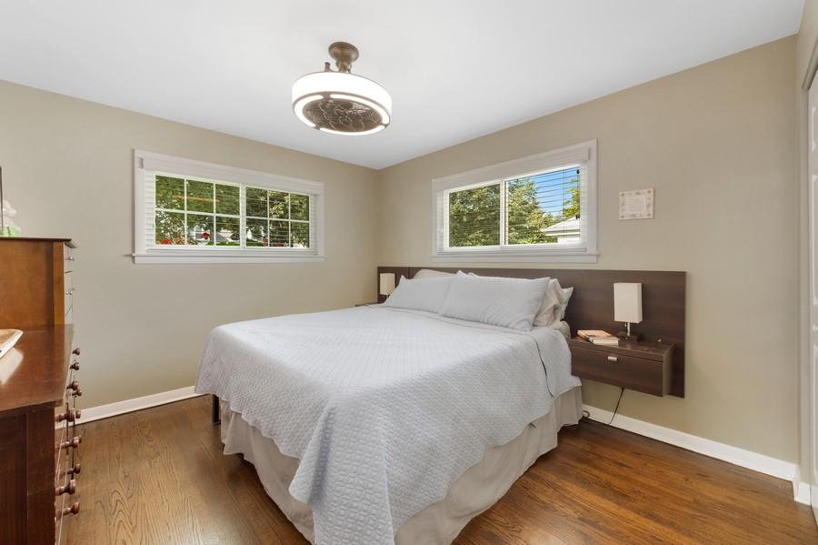 Real Estate Photography - 915 N Kaspar Ave, Arlington Heights, IL, 60004 - Master Bedroom