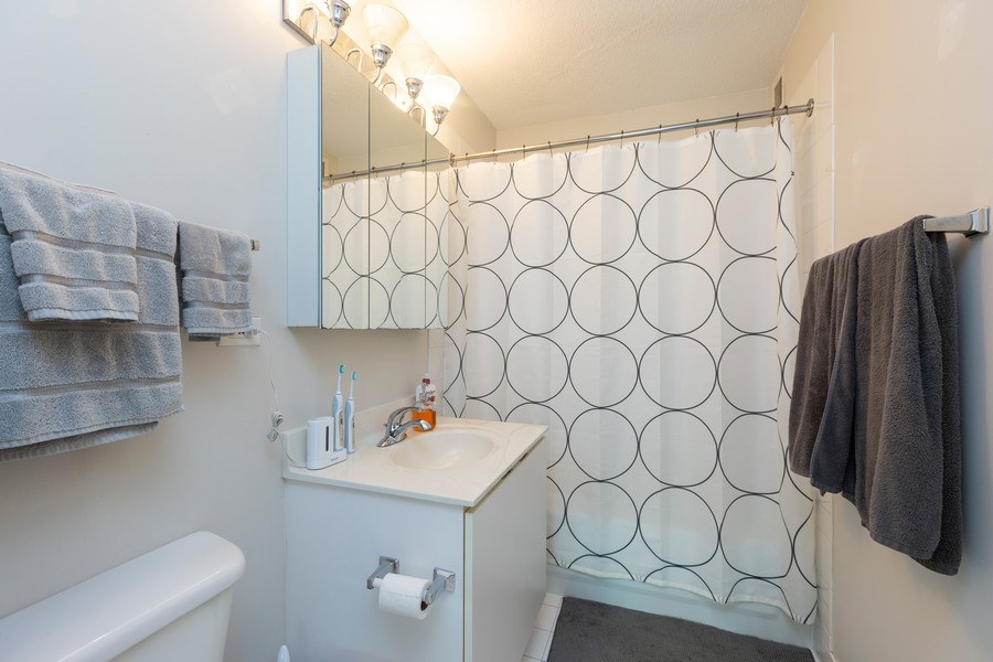 Real Estate Photography - 2 E Erie St, Apt 3112, Chicago, IL, 60611 - Bathroom
