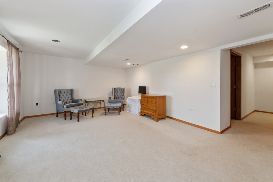 Real Estate Photography - 1435 S Wildmeadow Rd, Round Lake, IL, 60073 - Basement