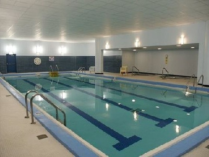 Real Estate Photography - 505 N Lake Shore Drive, #907, Chicago, IL, 60611 - Indoor Pool