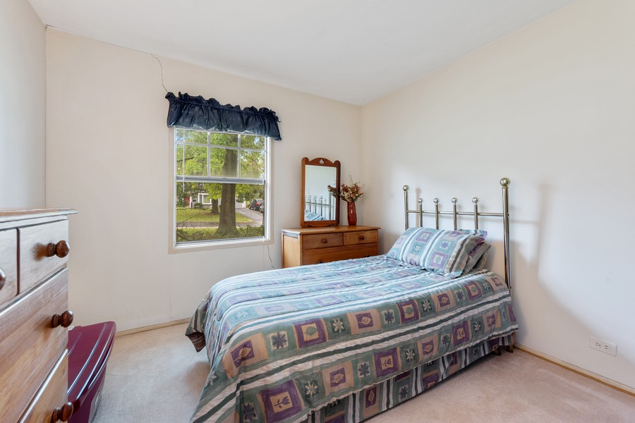 Real Estate Photography - 3405 Ashley Dr., Glenview, IL, 60025 - 3rd Bedroom