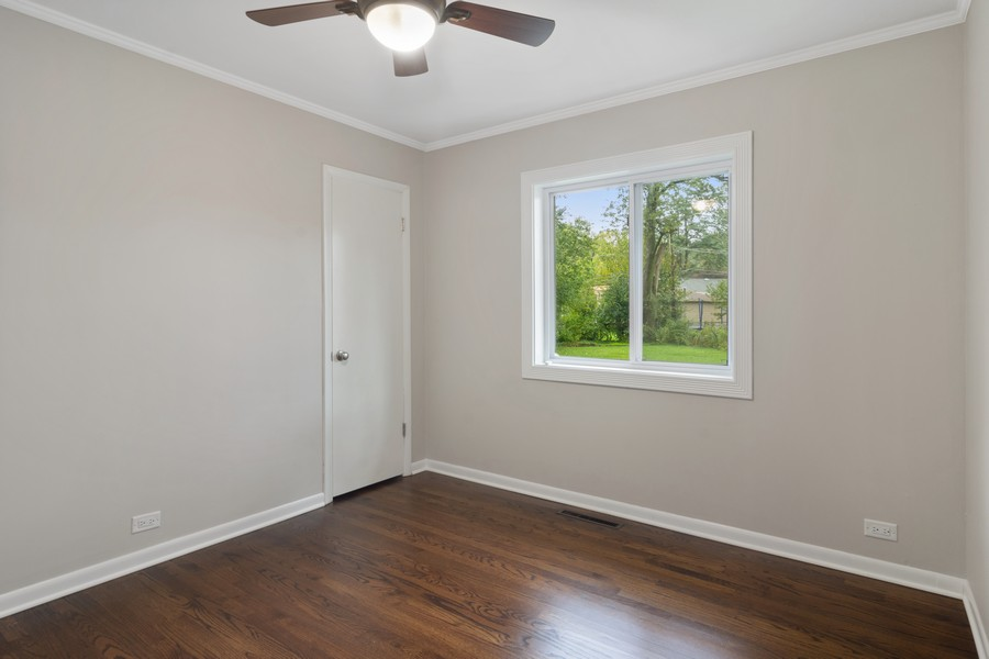 Real Estate Photography - 665 E Clarendon Ct, Arlington Heights, IL, 60004 - 3rd Bedroom