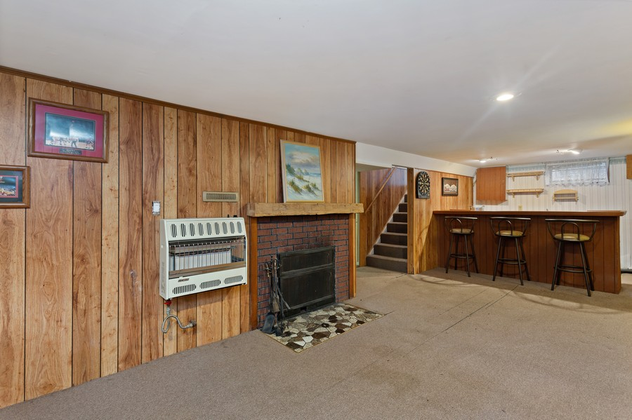 Real Estate Photography - 1924 E Coolspring Ave, Trail Creek, IN, 46360 - Lower Level