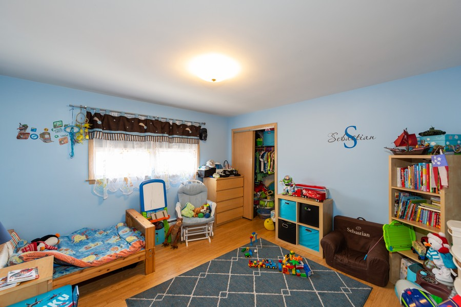 Real Estate Photography - 8522 W Winnemac Ave, Chicago, IL, 60656 - 2nd Bedroom