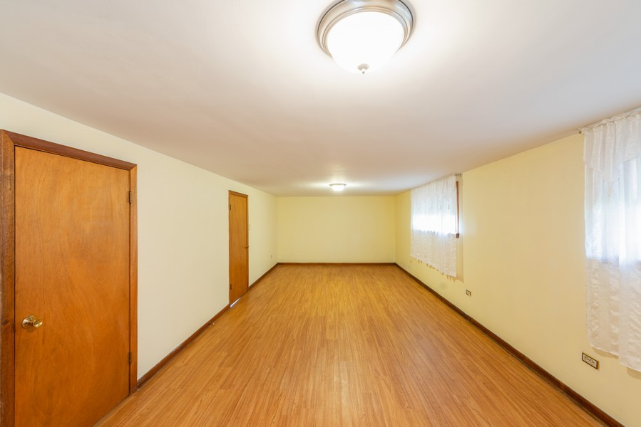 Real Estate Photography - 8522 W Winnemac Ave, Chicago, IL, 60656 - Lower Level