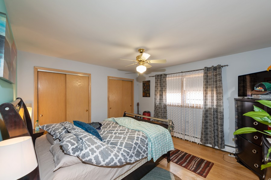 Real Estate Photography - 8522 W Winnemac Ave, Chicago, IL, 60656 - Bedroom