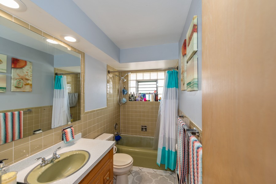 Real Estate Photography - 8522 W Winnemac Ave, Chicago, IL, 60656 - Bathroom