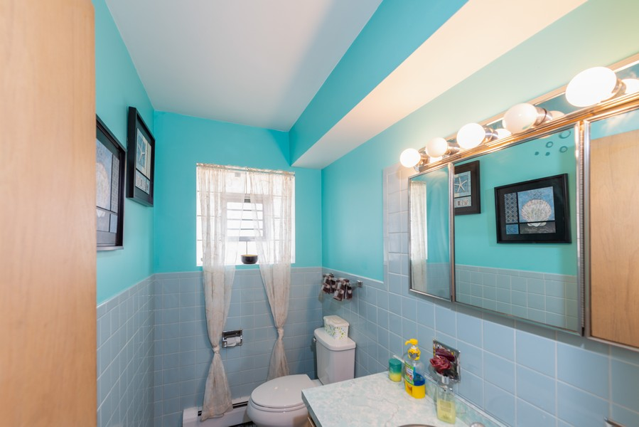 Real Estate Photography - 8522 W Winnemac Ave, Chicago, IL, 60656 - 2nd Bathroom