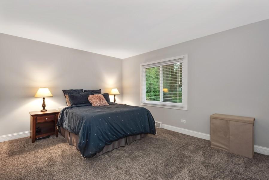 Real Estate Photography - 183 Newton, Glen Ellyn, IL, 60137 - Master Bedroom