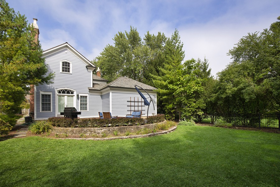 Real Estate Photography - 516 Madison Ave, Glencoe, IL, 60022 -