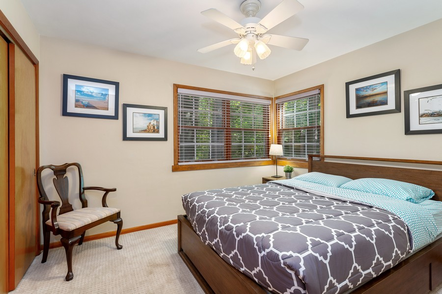 Real Estate Photography - 4100 Chickagami Trl, New Buffalo, MI, 49117 - Bedroom