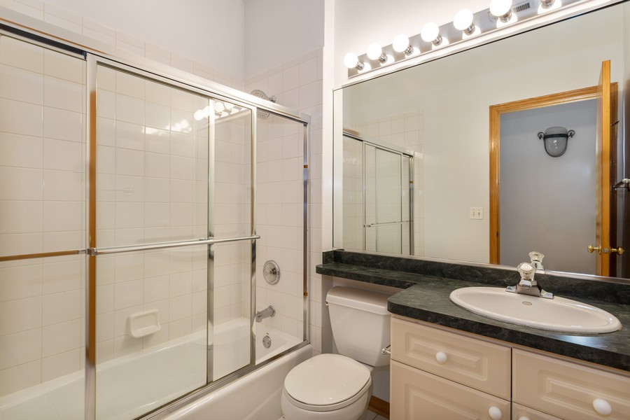 Real Estate Photography - 651 W Wellington, Unit 3, Chicago, IL, 60657 - Bathroom